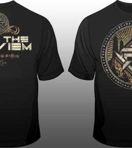 Rave the Reqviem – Logo shirt