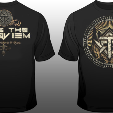 Rave the Reqviem – Logo shirt