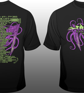 Triton 2013 Festival Shirt