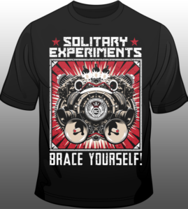 """Solitary Experiments – """"Brace Yourself"""""""