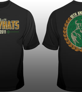 """The O'Reillys and The Paddyhats – """"Anniversary Shirt"""""""