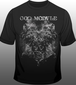 """God Module – """"Skull Rorschach"""""""